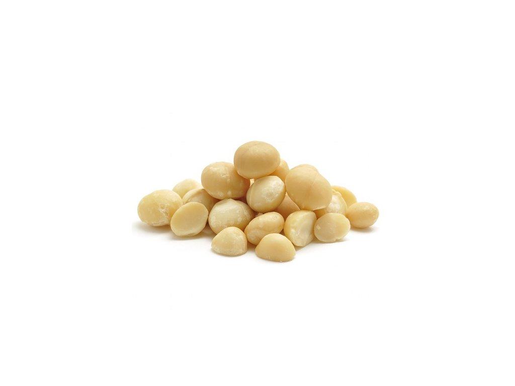 Makadamové ořechy pražené, solené
