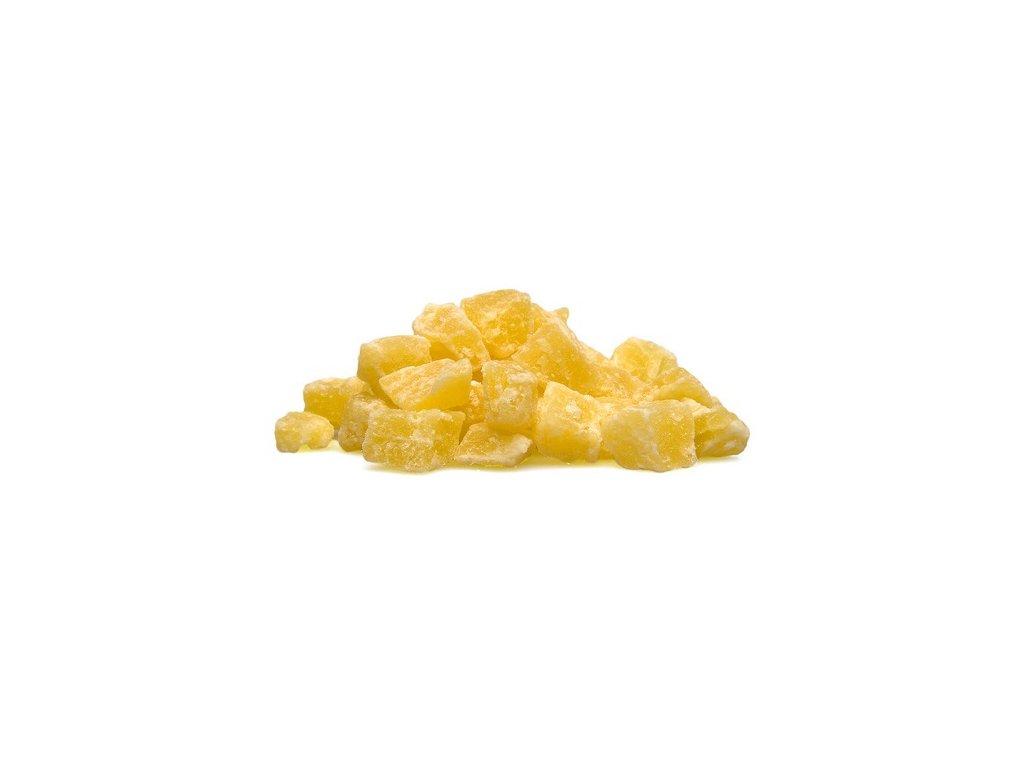 Ananas kostky 8-10 1 kg