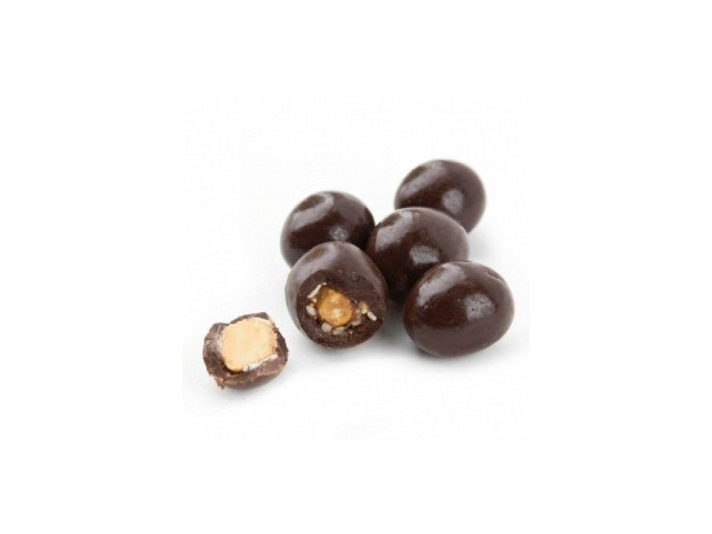 Arašídy v hořké čokoládě 1 kg
