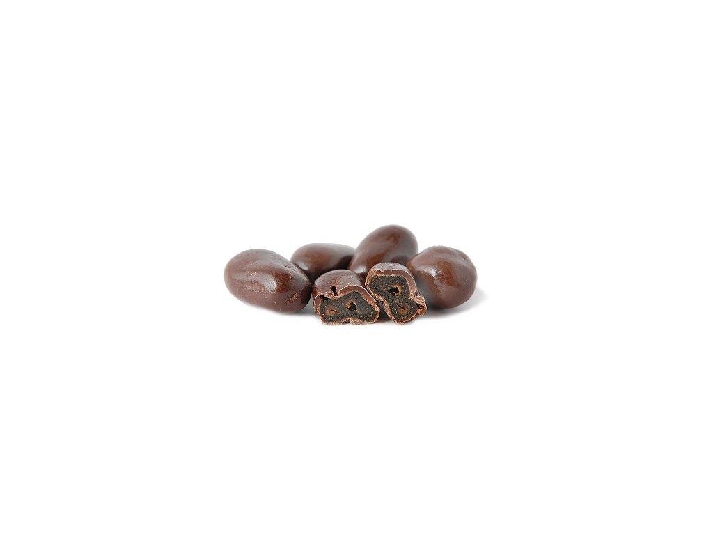 Datle v hořké čokoládě 1 kg
