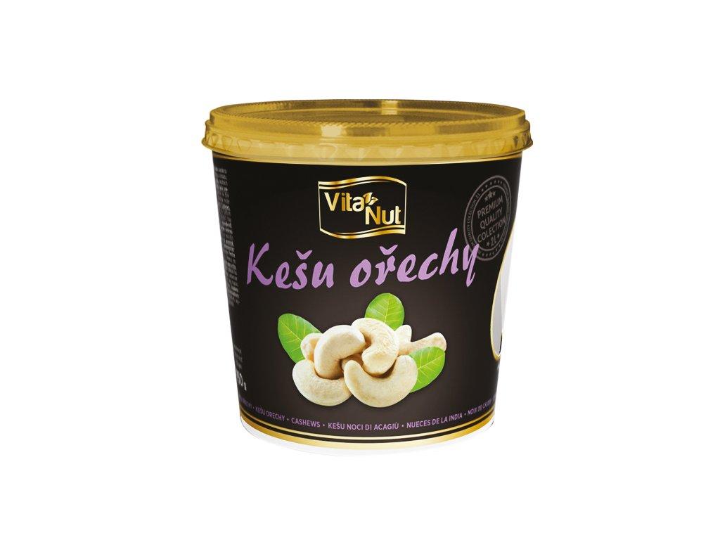 VitaNut Kešu ořechy 150g