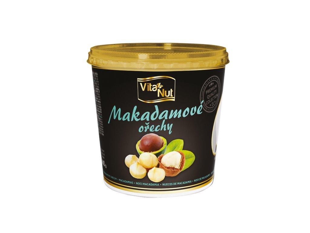 VitaNut Makadamové ořechy 140g