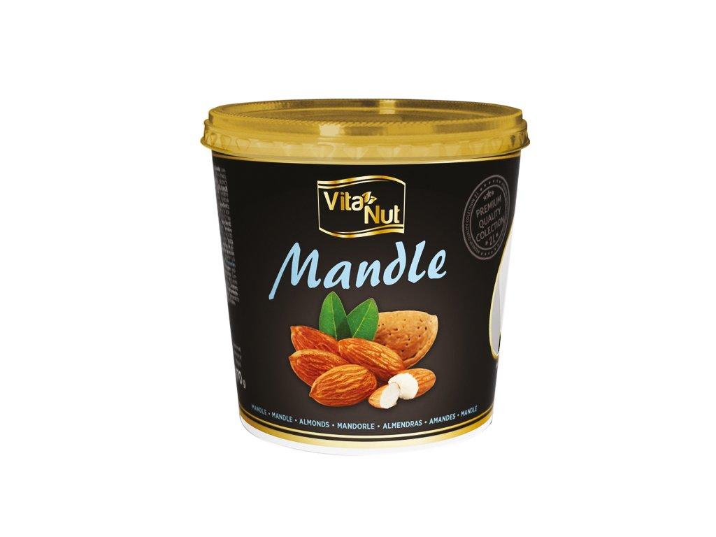 VitaNut Mandle natural 170g