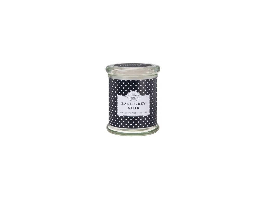 Country candle svíčka ve skle Earl Grey