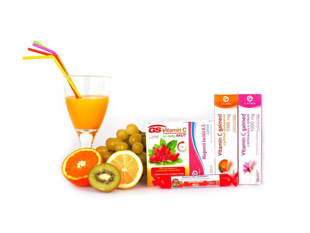 Vitamínový balíček Céčko