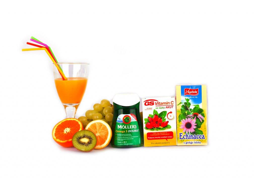 Vitamínový balíček Vitamíny