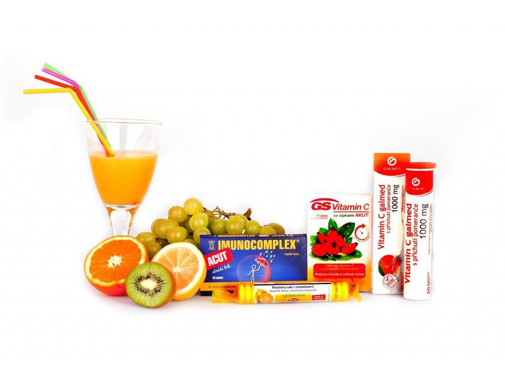 Vitamínový balíček Imunocomplex