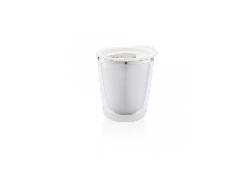 Cestovní hrnek DIA 227 ml, bílá
