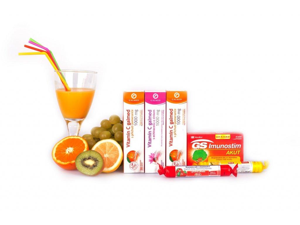 Vitamínový balíček Ovoce