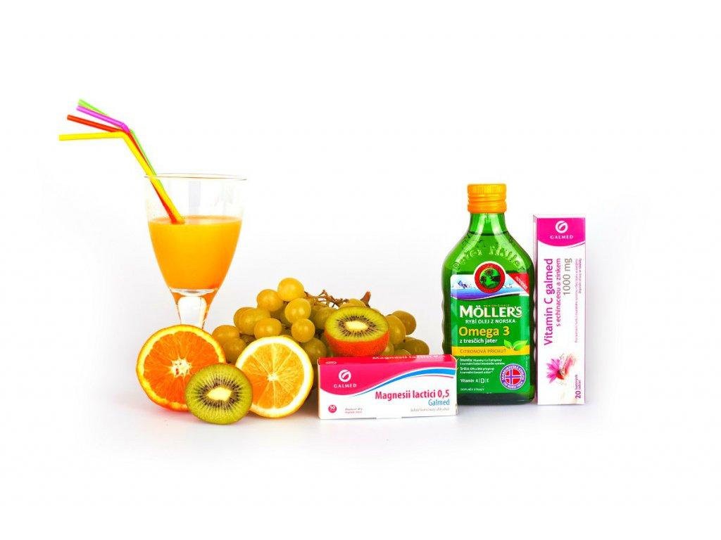 Vitamínový balíček MaGaZiN