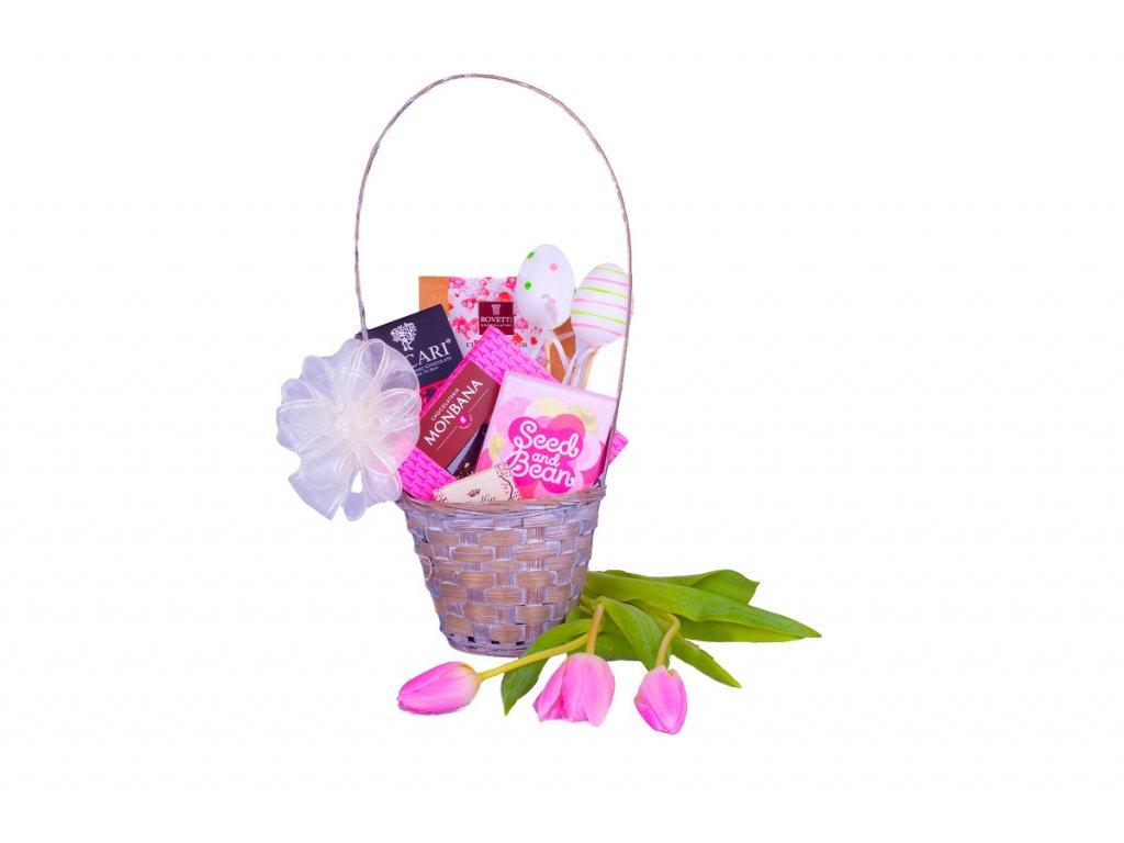 Velikonoční dárkový koš Láska