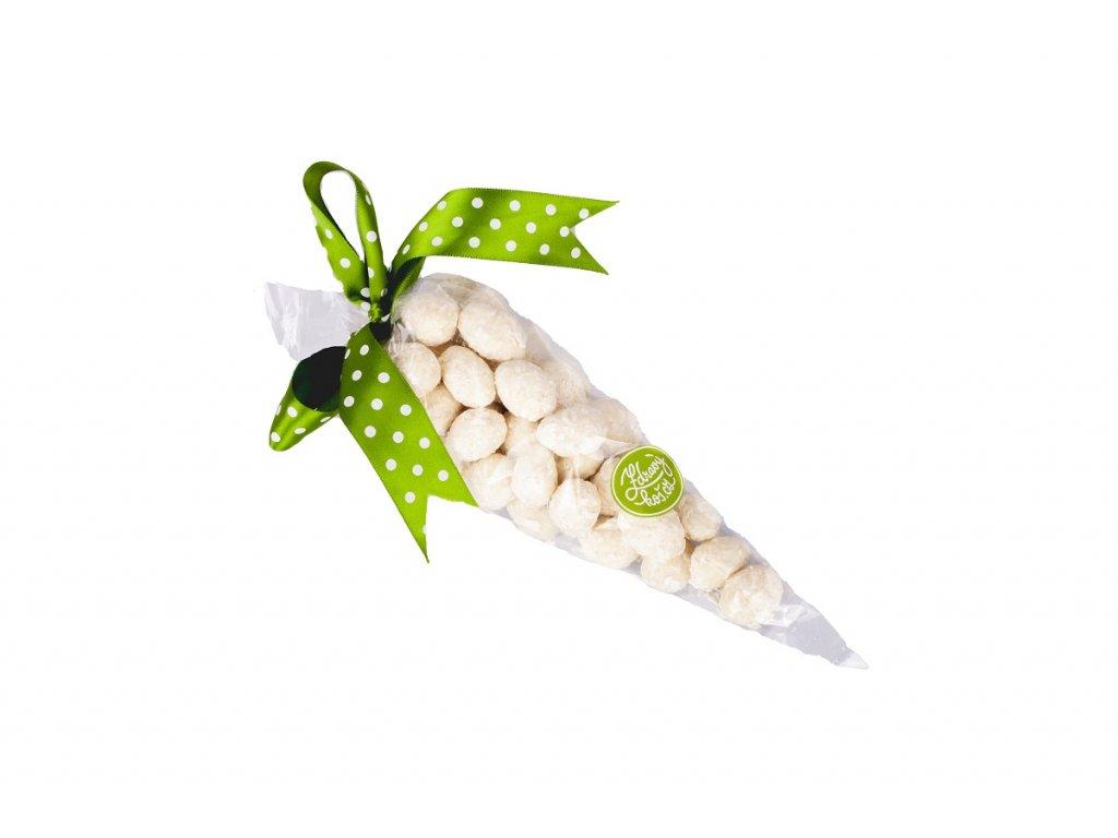Kornout Mandle Rafaello v bílé čokoládě s kokosem 300g
