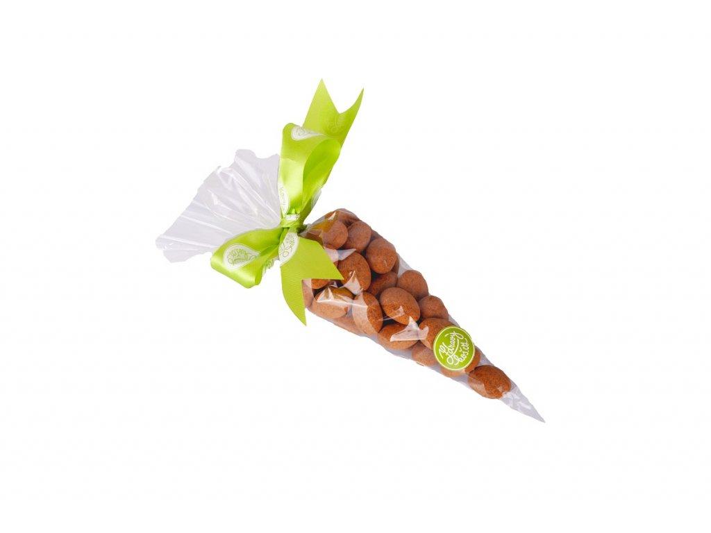 Kornout Mandle v mléčné čokoládě se skořicí 300g