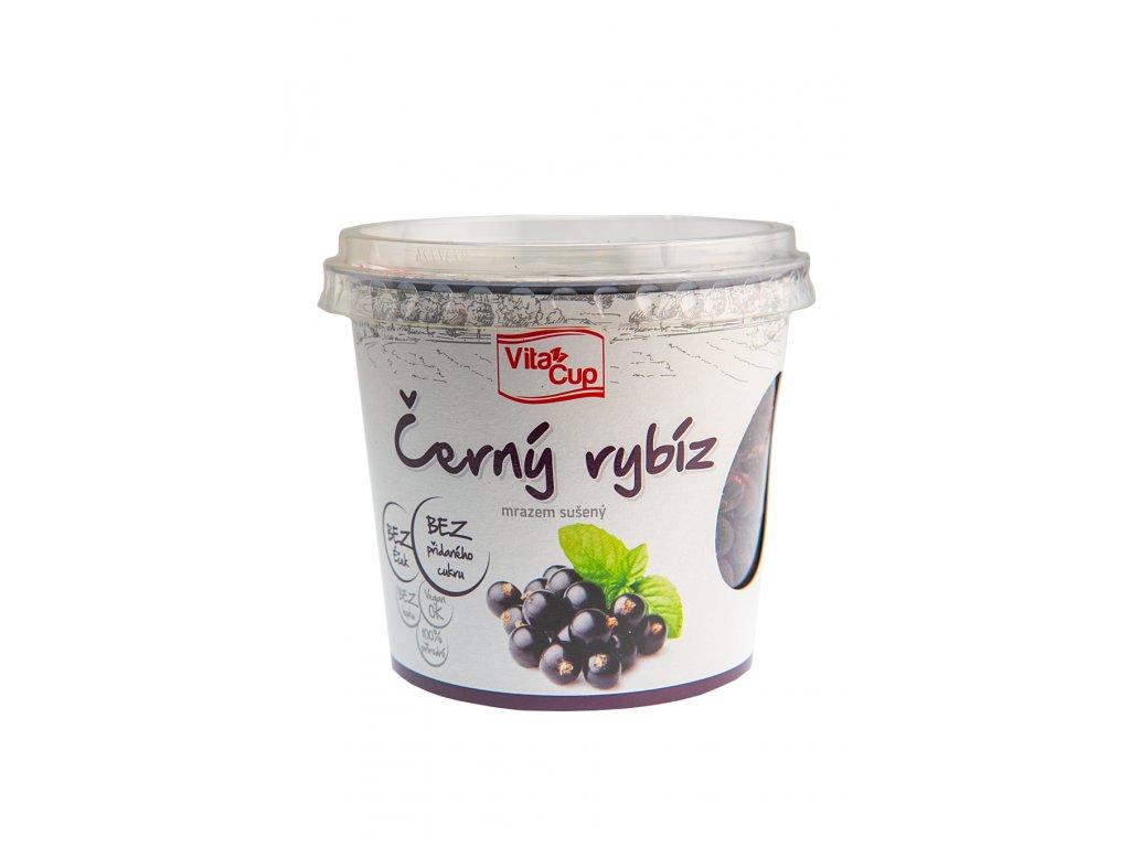 Vita Cup Černý rybíz lyofilizovaný 45g