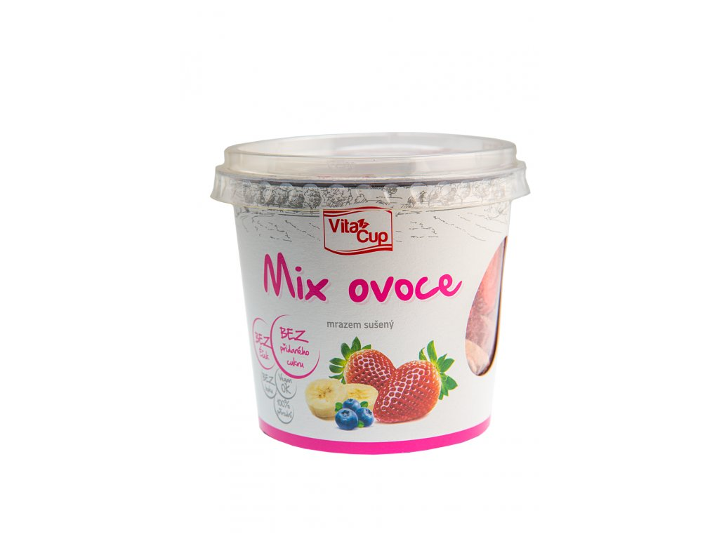 Vita Cup Mix lyofilizovaného ovoce 35g
