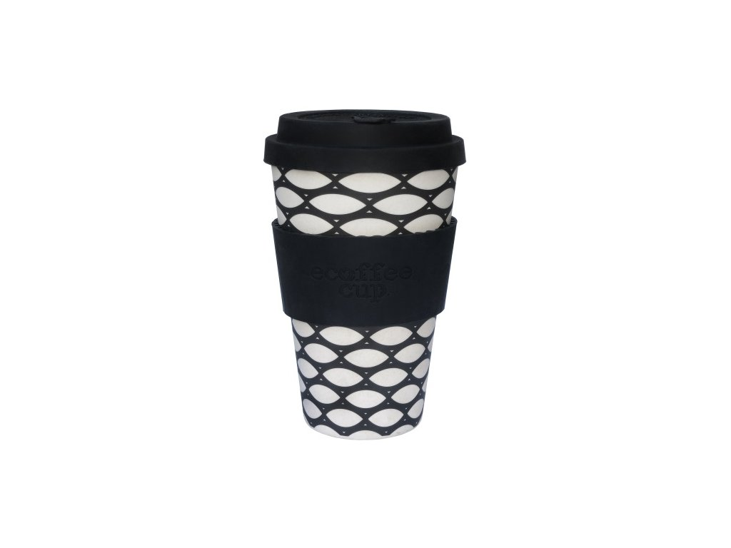 Ecoffee hrnek Basketcase 400ml