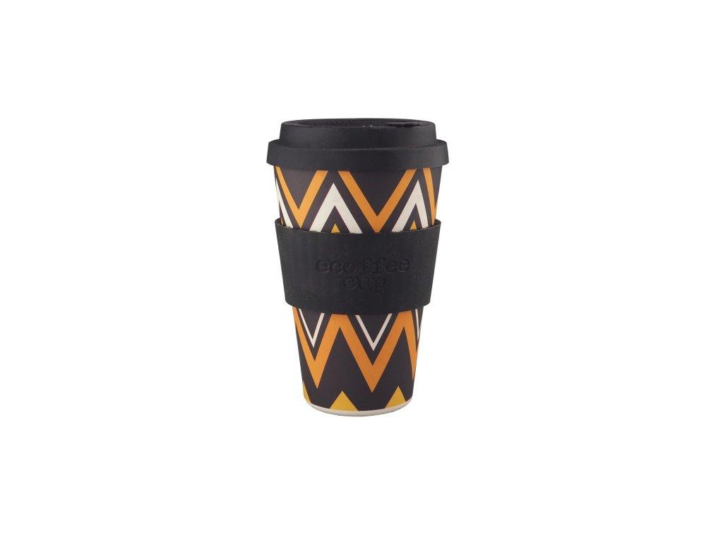 Ecoffee hrnek ZignZag 400ml