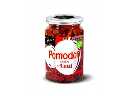 Filety ze sušených rajčat CITRES 290g