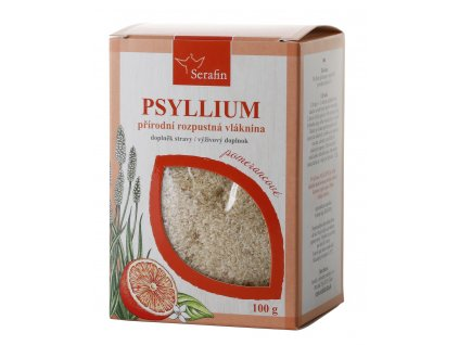 psyllium pomerančové oříznuté 100g