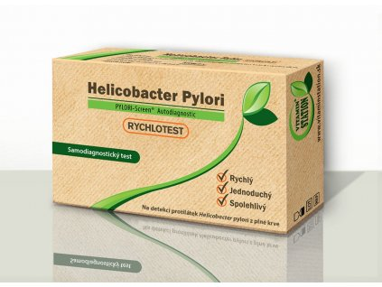 Helicobacter pylori CZ