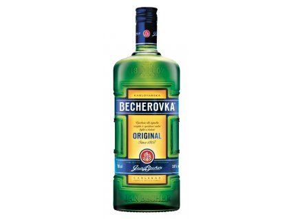 Becherovka Original lahev