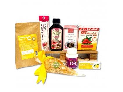 vitaminovy balicek pro posileni imunity s hroznovym cukrem min