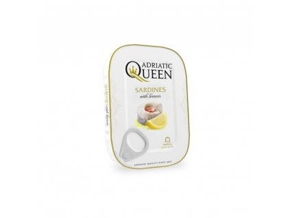 adriatic queen sardinky s citronem
