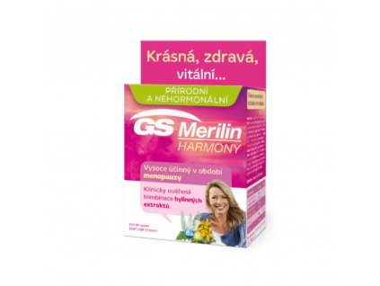 GS Merilin Harmony 60 30 tablet