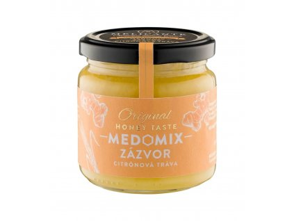 melicante medomix zazvor citronova trava min