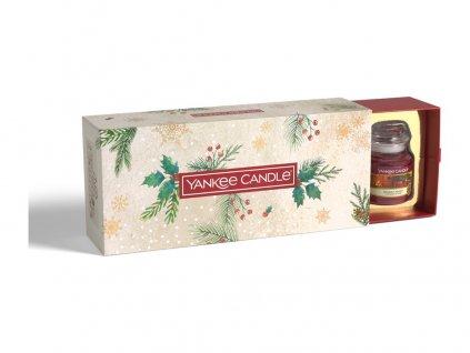 Yankee Candle vánoční dárková sada Classic malý 3ks