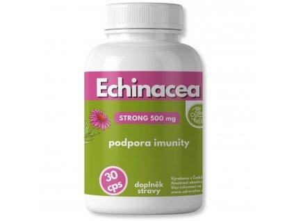 zdravykos echinacea strong 500mg 30cps
