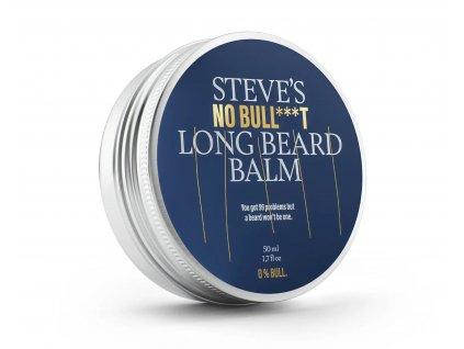 Steve's balzám na delší vousy 50ml