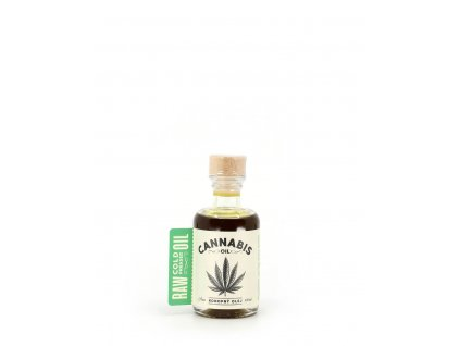 Cannabis oil Bohemia 100ml 910x1155