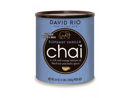 david rio elephant vanilla chai gastro doza 1814 g