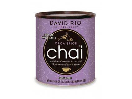 david rio orca spice sugarfree chai bez cukru gastro doza 1520 g
