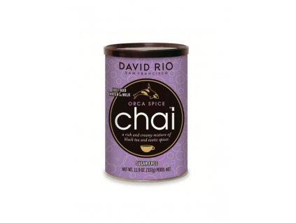 david rio orca spice sugarfree chai bez cukru doza 337 g