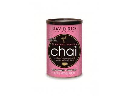 david rio flamingo vanilla sugarfree chai bez kofeinu a cukru doza 337 g