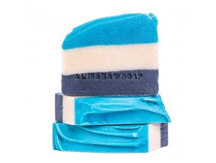 Almarasoap Gentlemen's Club tuhé mýdlo 100 g