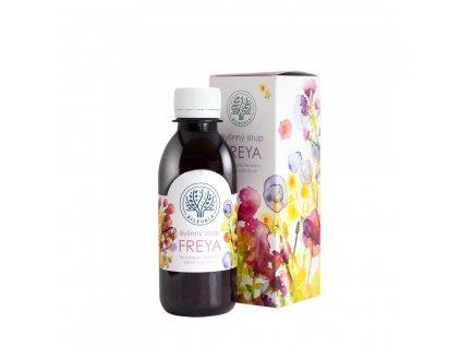 es1057 bilegria freya bylinny sirup pro podporu zenskeho zdravi a plodnosti 200 ml