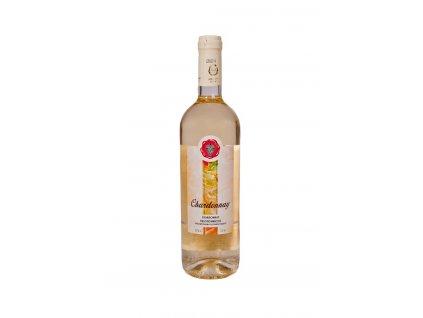 Bílé suché víno Chardonnay 0,75l