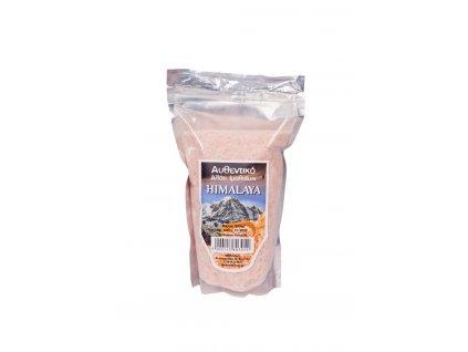Himalájská růžová jemná sůl 500g