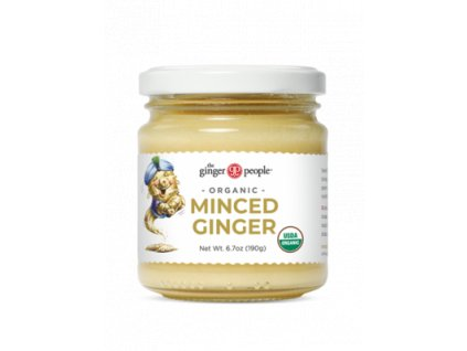minced ginger 296x400