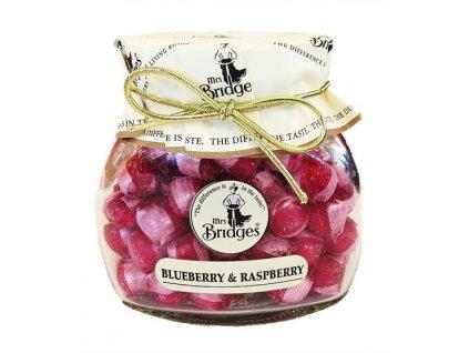 Mrs. Bridges Blueberry & Raspberry Sweets 155g