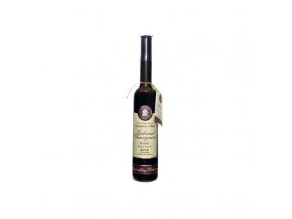 Cabernet Sauvignon 2013 (ledové) 0,2l Vinné sklepy Lechovice