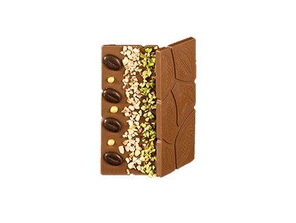 Čokoláda Káva & Oříšky 30g