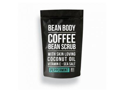 Bean Body Tělový peeling MÁTA 220G