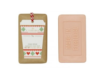 CASTELBEL Vánoční mýdlo - ČAJ A KOŘENÍ, 145G