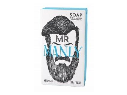 Luxusní pánské mýdlo Mr. Manly