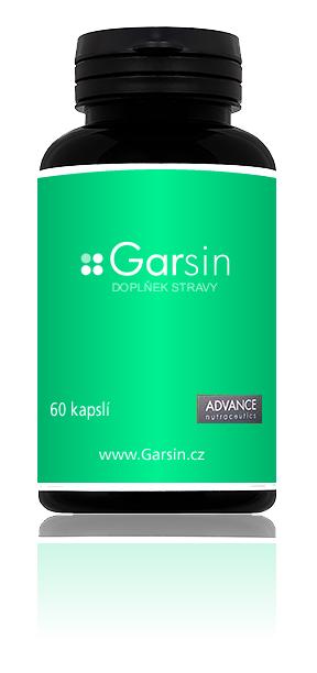 ADVANCE Nutraceutics Garsin - Váš pomocník při hubnutí, 60 kapslí