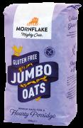 Mornflake Bezlepkové ovesné vločky Jumbo 600g